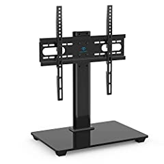 "Please check whether the TV Stand is suitable for your TV:First, please check the size of your TV, our TV stand is only suitable for 37""-55"" inch TVSecond, please check the weight of your TV, it must be less than 40KG/88lbs.Third, please make..."