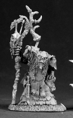 Surkar - Orc Shaman MINT/New by Reaper