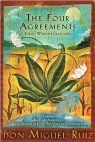 The Four Agreements Toltec Wisdom Collection 3 Book Boxed Set