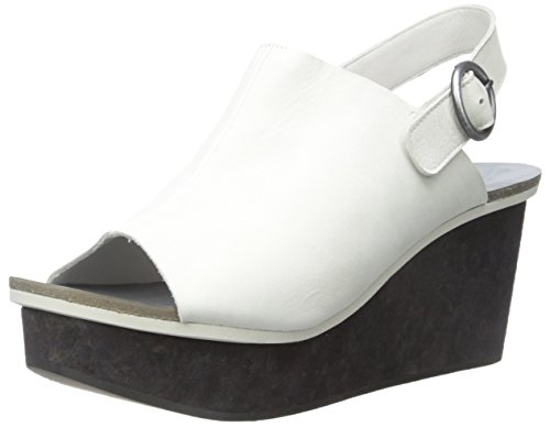 Coclico WoMen Madder Wedge Sandal Lyon Igloo/W Black