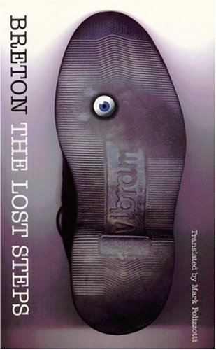 book cover of The Lost Steps