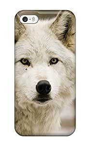 Charles C Lee CypAHNq6140bjSuo Protective Case For Iphone 5/5s(animal Wolf)