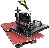 CO-Z Heat Press Machine Professional 360 Swing-Away
