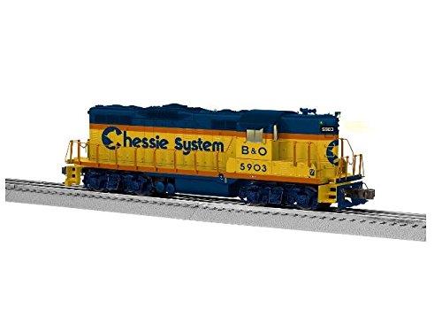 LNL82786 O BTO GP9 Chessie #5903 Diesel - Gp9 Diesel Engine
