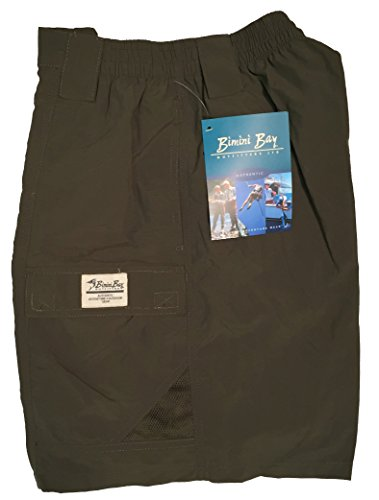 Bimini Bay Outfitters Men's Grand Cayman Nylon Short 31670 Olive -