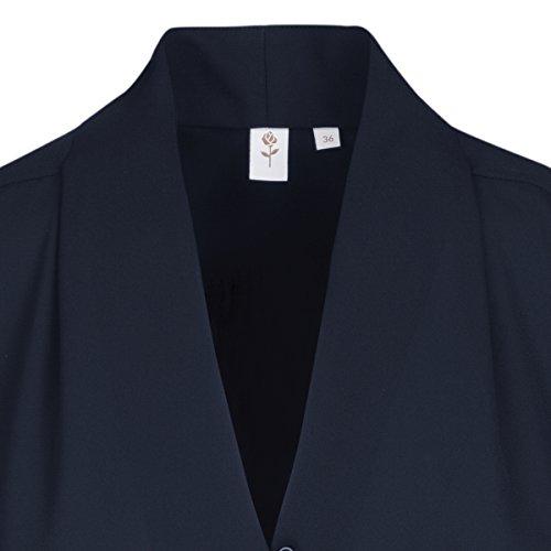 19 Blouse Fashion Marine Femme Seidensticker Bluse Bleu ExzCYnqBxw