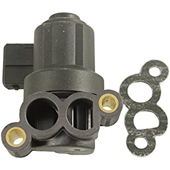 ECCPP 2H1129 Idle Air Control Valve for Controlling Fuel Injection fit for Hyundai Accent//Elantra//Scoupe//Tiburon Kia Spectra//Kia Sportage