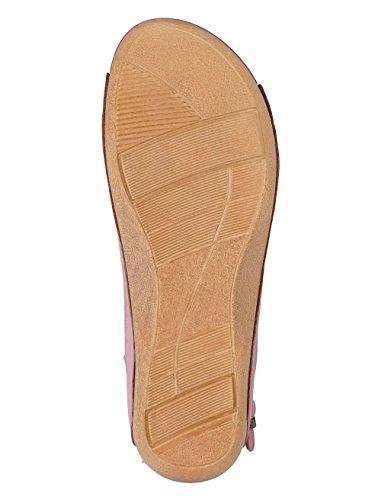 Rinkelen Dames Sandaal Met Geavanceerde Loop-pink
