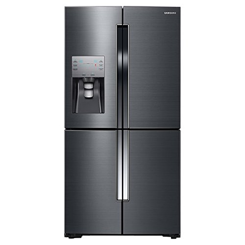 Samsung RF23J9011SG/RF23J9011SG/AA/RF23J9011SG/AA 22.5 cu. ft. Black Stainless Counter-Depth French 4-Door Flex Door Refrigerator