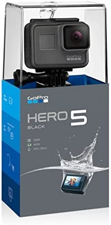 Pack GoPro Hero5 Black + Soporte 3-Way + Batería de repuesto ...