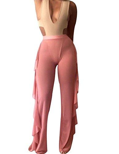 Ruffle Bikini Pants - 5