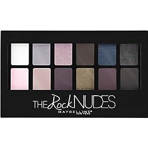 Maybelline Paleta de Sombras de Ojos The Rock Nudes