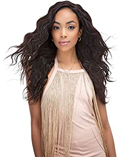 "Janet Wig Brazilian Bundle Hair Bundle Body 3pcs | Bundle body 3pcs + 13""X4"