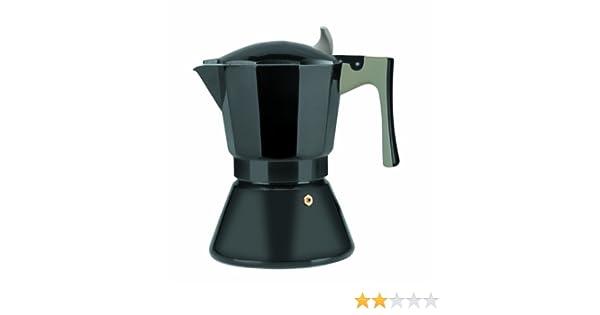 IBILI 621306 - Cafetera Express Il Sapore 6 Tazas: Amazon.es: Hogar