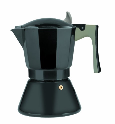 IBILI 621306 ESPRESSO COFFE MAKER INDUCTION 6 CUPS