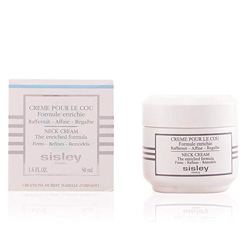 (Sisley Neck Cream The Enriched Formula Women, 1.6 Ounce)