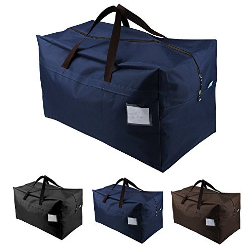 iwill CREATE PRO 100L Festival Decoration Items Storage Organizer Bags, Go to College Storage Bag, Traveling Storage Bag,Blue (Container Decoration)