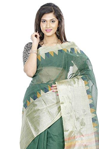 B3Fashion-Indian-Handloom-Traditional-Pure-Tussar-Silk-Saree