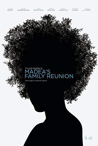 MADEA'S FAMILY REUNION (2006) Authentic Original Movie Poster - Dbl-Sided -27x40 - Tyler Perry - Blair Underwood - Lynn Whitfield - Boris Kodjoe