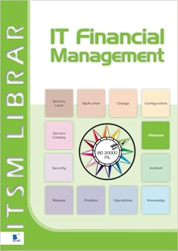 IT Financial Management Jan Van Bon 9789087535018 Books