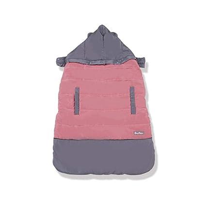 per Mochila Portabebés con Capucha Colchonetas para Silla de Paseo Universales de Bebés Saco de Dormir
