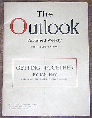The Outlook Magazine, Published Weekly with Illustrations (Wednesday, February 7, 1917, pp. 213 - 252)