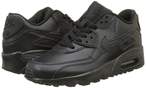 Bambino gs 001 Nike black Nero Ltr Running Trail Max Air 90 black Da Scarpe Iw6zq
