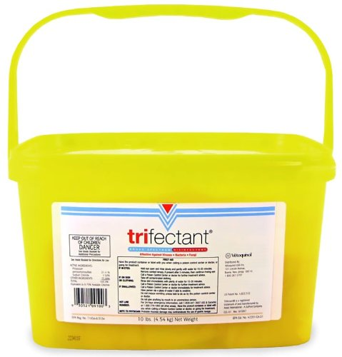Tomlyn Trifectant Disinfectant Tub, 10 lbs by Tom Lyn