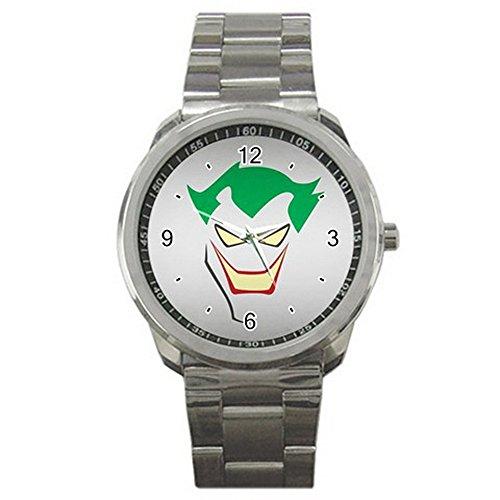 DC+Comics+Watch Products : Joker DC Comics Sport Metal watch Limited Edition#3