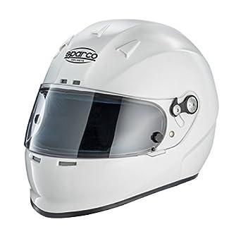b0ec588e CMR Karting Integral Helmet Sparco Wtx: Amazon.co.uk: Car & Motorbike