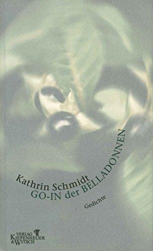 Download Go-in der Belladonnen: Gedichte (German Edition) pdf