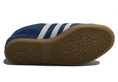 adidas Originals Koln, Core Blue-Footwear White-Gum, 4