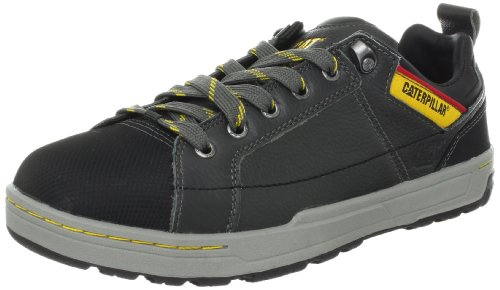 Caterpillar Men's Brode Steel Toe Work Shoe,Pepper,11 M US