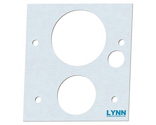 Lynn Manufacturing Replacement Englander Pellet Stove Burn Pot Flange Gasket PU-BPG
