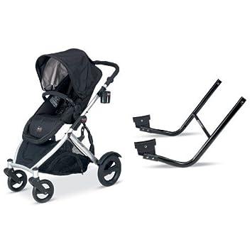 Amazon.com : Britax B-Ready Stroller, Black and B-Ready Lower Infant ...