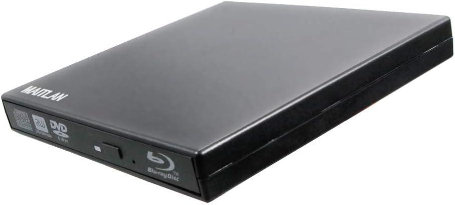 USB External Blu-ray Movies CD//DVD Player Portable Optical Drive for Dell Latitude 7490 7480 6420 7390 5490 6430 e7470 5590 7400 D630 D620 Laptop Super Multi 8X DVD+-RW DL 24X CD-RW Burner