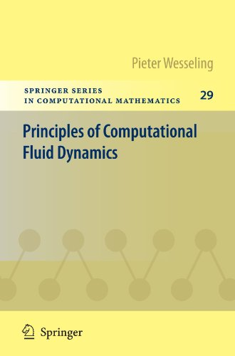 Principles of Computational Fluid Dynamics (Springer Series in Computational Mathematics) by Brand: Springer