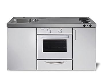 Miniküche Kitchenline MKBGS 150 ohne Kühlschrank - Backofen ... | {Miniküche mit backofen und geschirrspüler79}
