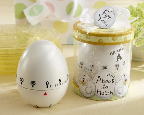 Kitchen Egg Timer Baby Shower (Egg Timer About to Hatch (24 per order) Baby)