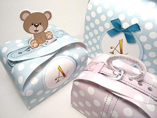 Caja Comunión niña -niño - Bautizo - Boda, Personalizada, detalles para invitados: Amazon.es: Handmade