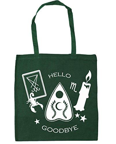 Green Beach 42cm 10 x38cm starter litres Gym Ouija Tote Bottle Shopping kit Bag HippoWarehous Board SwU6xq0w