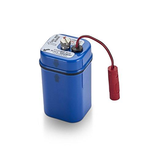 Zurn PTR6200-BATT Commercial Brass PTR6200 Sealed Battery Housing, Compatible with ZTR Flush Valves, Flushometer Repair Part