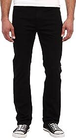Levi's Mens Men's 513¿ Slim Straight Fit Jet Jeans