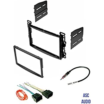 stereo install dash kit chevy hhr 06 2006 car. Black Bedroom Furniture Sets. Home Design Ideas