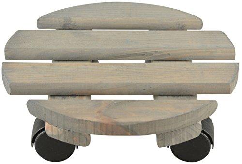 - Esschert Design NG48 Plant Trolley Round