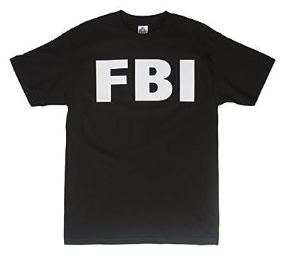 FBI Federal Bureau of Investigation Law Enforcement T-Shirt