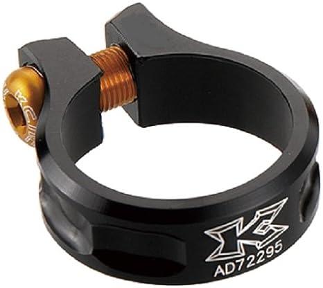 36.9mm Talla Abrazadera Tija Sill/ín KCNC SC-11 Negro