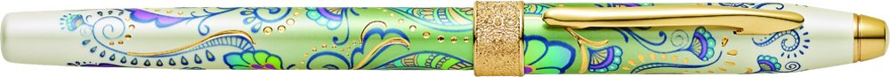 Cross Botanica Green Daylily Rollerball Pen (AT0645-4) by Cross (Image #3)