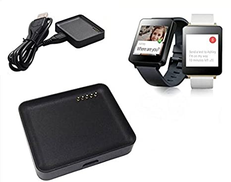 Buy Generic Black, USB Charging : Smartwatch Battery Charger For LG