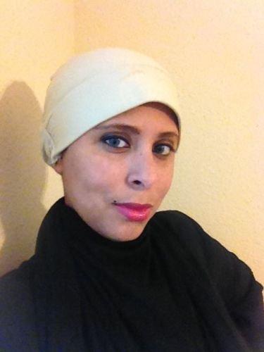 Chanel Scarf (Beige Under Scarf Cap Hat Bonnet Shayla Headband Hijab Hejab Islam Shawl Abaya)